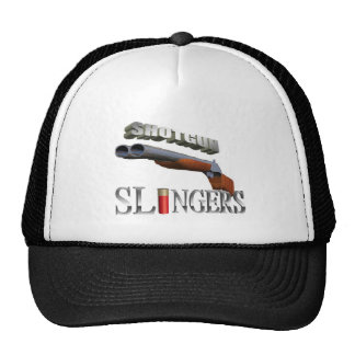 SHOTGUN SLINGERS TRUCKER HAT