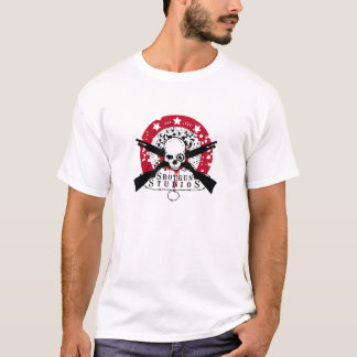Shotgun Studios logo t-shirt. T-Shirt
