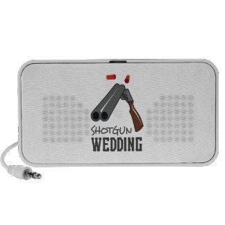 SHOTGUN WEDDING TRAVEL SPEAKER