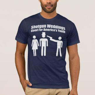 Shotgun Wedding, white T-Shirt