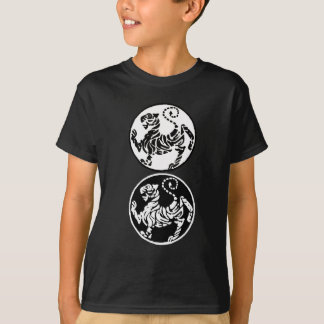 SHOTOKAN BLACK & WHITE TIGER T-Shirt
