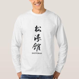 Shotokan_kanji, SHOTOKAN T-Shirt