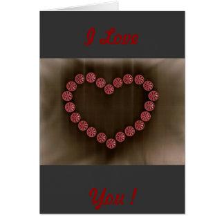 Shotshell Valentine Greeting Card