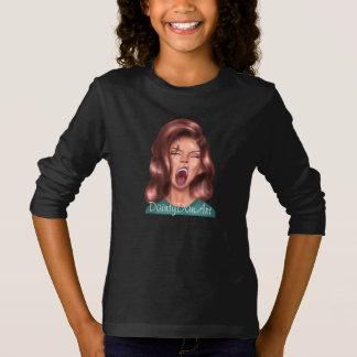 Shouting emoji T-shirt