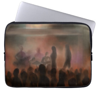 Show Anticipation Laptop Sleeve