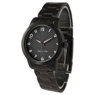 "Show bracelet ""Black Elegance "" Watches"