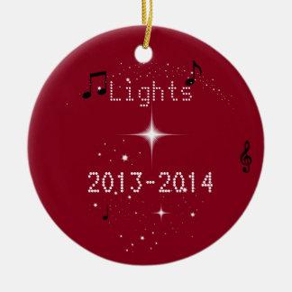 Show Choir Ornament
