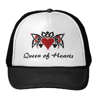 Show everyone who the queen is! trucker hat