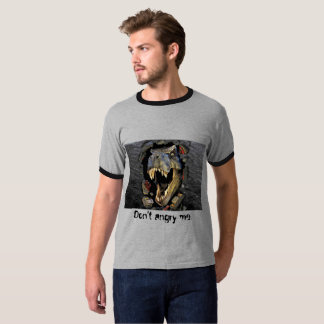 show i am angry T-Shirt