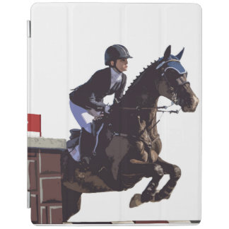 Show Jumping iPad Cover