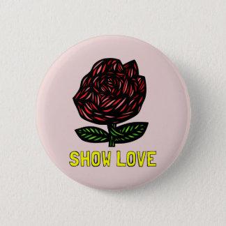 """""""Show Love"""" Round Button"""