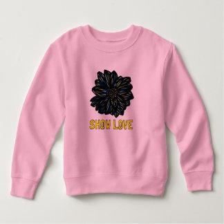 """""""Show Love"""" Toddler Fleece Sweatshirt"""