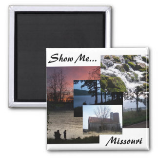 Show Me...Missouri Magnet