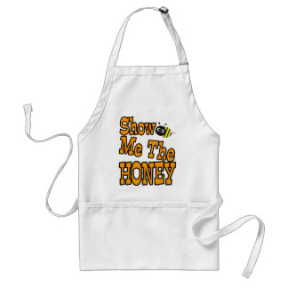 show me the honey standard apron