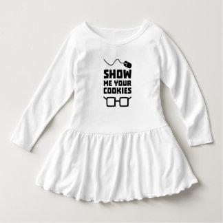 Show me your Cookies Geek Zb975 Dress