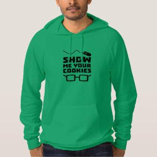 Show me your Cookies Geek Zb975 Hoodie