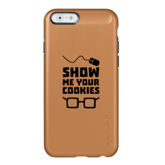 Show me your Cookies Geek Zb975 Incipio Feather® Shine iPhone 6 Case