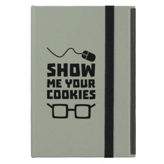 Show me your Cookies Geek Zb975 iPad Mini Case
