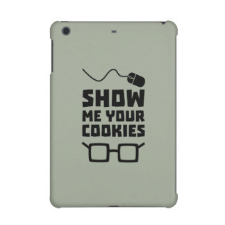 Show me your Cookies Geek Zb975 iPad Mini Retina Covers