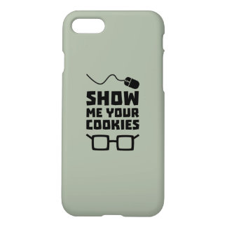 Show me your Cookies Geek Zb975 iPhone 8/7 Case
