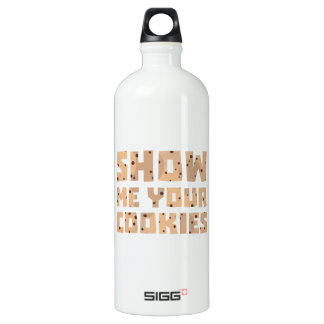 Show me your Cookies Z52z4 Water Bottle