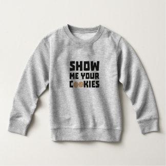 Show me your Cookies Z64x4 Sweatshirt
