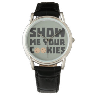 Show me your Cookies Z64x4 Watch