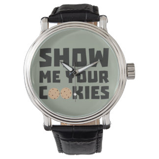 Show me your Cookies Z64x4 Watches