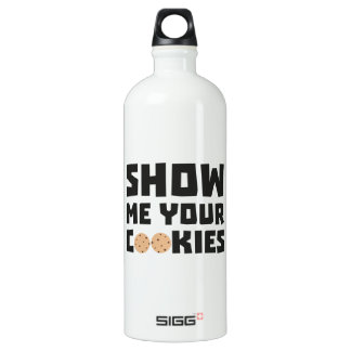 Show me your Cookies Z64x4 Water Bottle