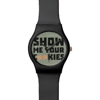 Show me your Cookies Z64x4 Wristwatches