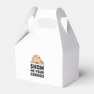Show me your Cookies Z9xqn Favor Boxes
