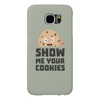 Show me your Cookies Z9xqn Samsung Galaxy S6 Cases