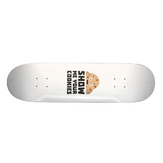 Show me your Cookies Z9xqn Skateboard Deck