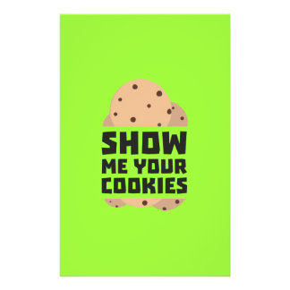 Show me your Cookies Znwm6 Custom Flyer
