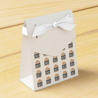 Show me your Cookies Znwm6 Party Favor Box