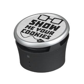 Show me your Cookies Zx363 Bluetooth Speaker