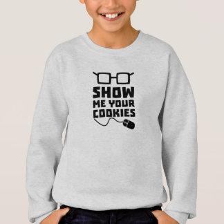 Show me your Cookies Zx363 Sweatshirt
