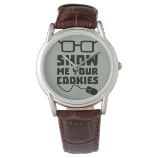 Show me your Cookies Zx363 Wrist Watch