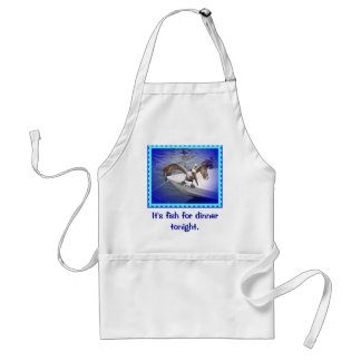 Show Me Your Fishy! Adult Apron