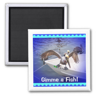 Show Me Your Fishy! Magnet