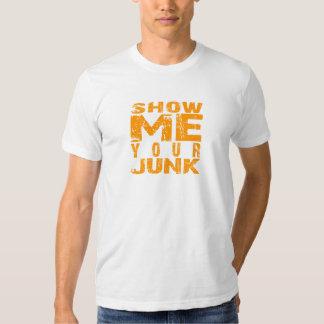 Show Me Your Junk T Shirts