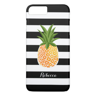 Show Off Tropical Fashion Style with Pineapple iPhone 7 Plus Case