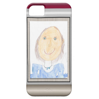 Show Off Your Kid's Art or Photo iPhone 5 Case