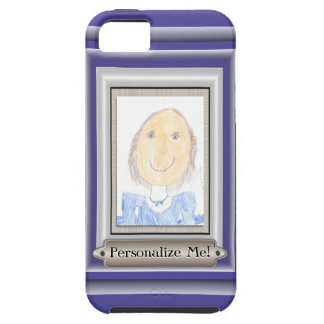 Show Off Your Kid's Art or Photo iPhone 5 Cases