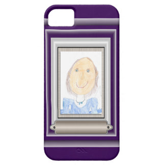 Show Off Your Kid's Art or Photo iPhone 5 Cover
