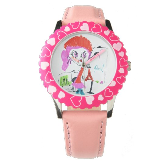 Show Parisian Artiste Wrist Watches