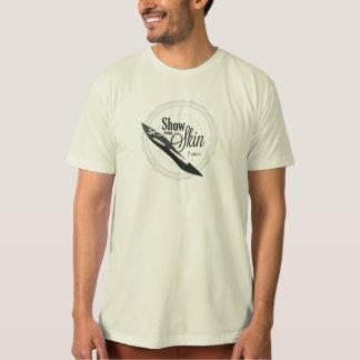 Show Some Skin - Organic T T-Shirt