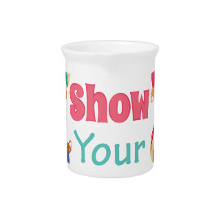 Show Style Beverage Pitcher