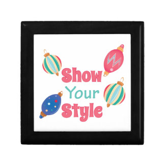 Show Style Gift Box