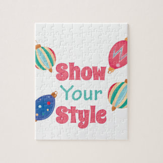 Show Style Puzzles